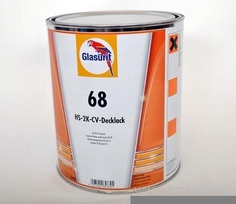 Glasurit 68-T320 - 3,5 ltr
