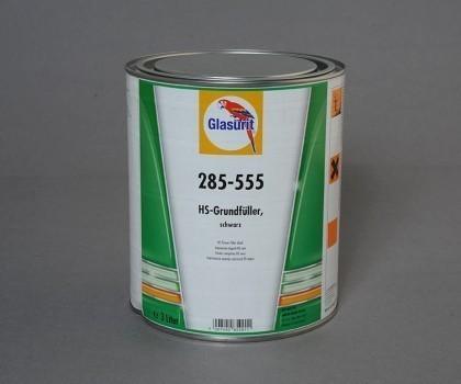 Glasurit HS Filler black 285-555 - 3 ltr