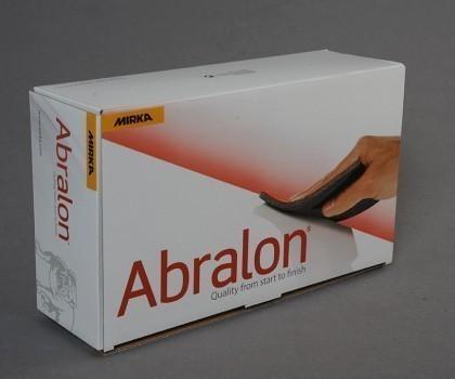 20 x Mirka Abralon 140x115 P500 8A11402051